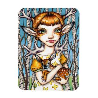 Deer Dorothy Magnet