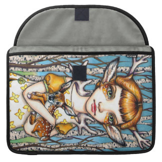 Deer Dorothy Sleeve For MacBook Pro