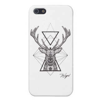 Deer Dotwork iPhone 5/5S Covers