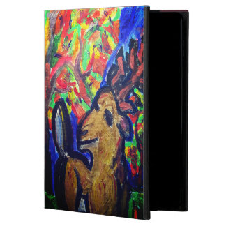 deer fall art powis iPad air 2 case