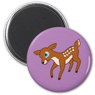 Deer Fawn Magnet