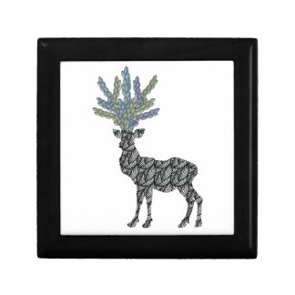 deer gift box