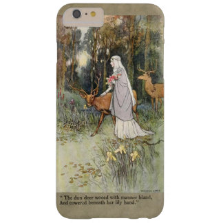 Deer goddess barely there iPhone 6 plus case