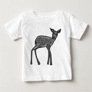 Deer Grey Baby T-Shirt
