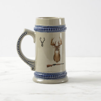 Deer Hunter Beer Stein