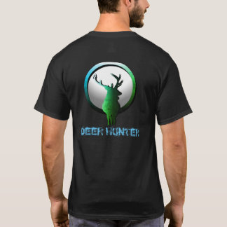 DEER HUNTER (BLUE/BLACK) T-Shirt