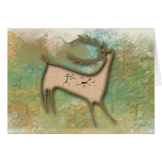 Deer Hunter Card