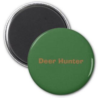 Deer Hunter Fridge Magnets