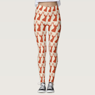 Deer Hunter pattern Leggings