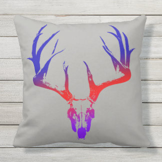 Deer Hunter pillow