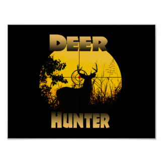 Deer Hunter Poster