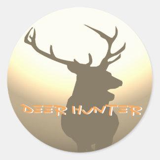 DEER HUNTER STICKERS