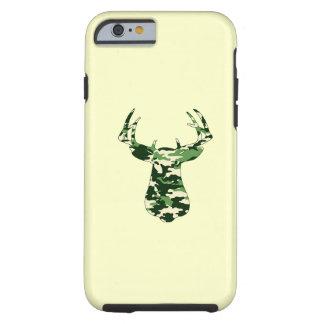 Deer Hunting Camo Buck Tough iPhone 6 Case