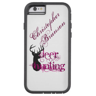 Deer Hunting Girl Tough Xtreme iPhone 6 Case