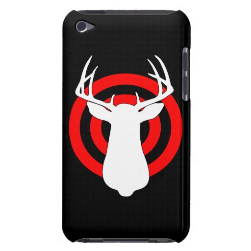 Deer Hunting Target Practice iPod Case-Mate Cases