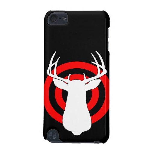Deer Hunting Target Practice iPod Touch 5G Case