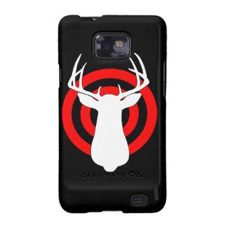 Deer Hunting Target Practice Galaxy S2 Covers