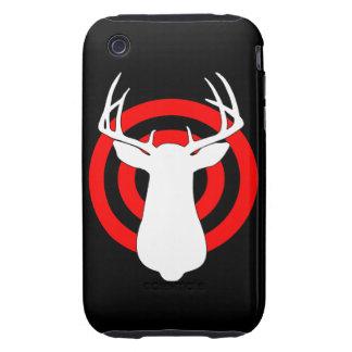 Deer Hunting Target Practice iPhone 3 Tough Case