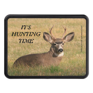 Deer Hunting Trailer Hitch Cover