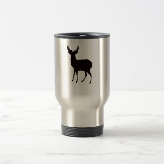 deer image on mug