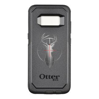 Deer in Crosshairs OtterBox Commuter Samsung Galaxy S8 Case