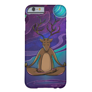 Deer in space barely there iPhone 6 case