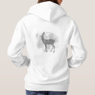 Deer in the Brush Hoodie