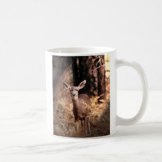 Deer in Yosemite National Park Coffee Mug