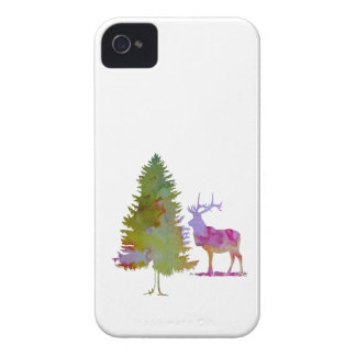Deer iPhone 4 Case-Mate Cases