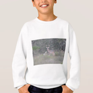 Deer items sweatshirt
