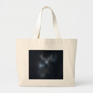 Deer Large Tote Bag