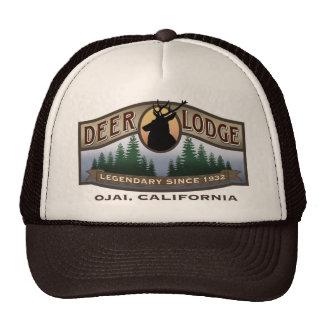 Deer Lodge Trucker Hat