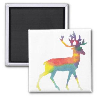 Deer Fridge Magnet