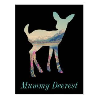 Deer Mountain Postcard
