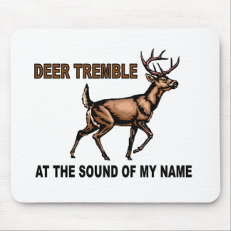 DEER MOUSE PAD