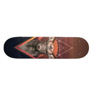 Deer - Nature Deer 21.6 Cm Skateboard Deck