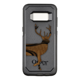 Deer OtterBox Commuter Samsung Galaxy S8 Case