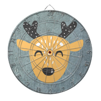 Deer Phase Dartboard