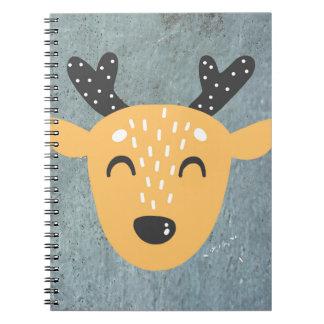 Deer Phase Notebook