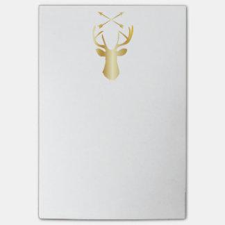 Deer Post-it Notes