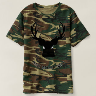 Deer Season Dirty camo shirt