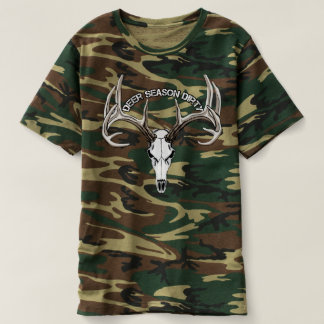 Deer Season Dirty camo shirt