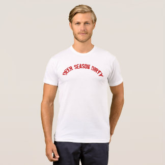 Deer Season Dirty Clothing line T-Shirt