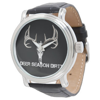 Deer Season Dirty watches