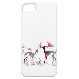 Deer skeletons barely there iPhone 5 case