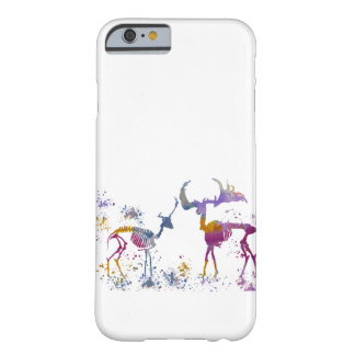 Deer Skeletons Barely There iPhone 6 Case