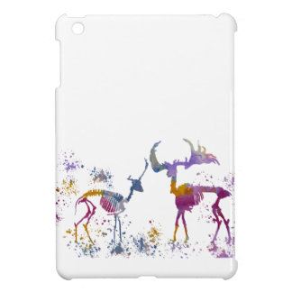 Deer Skeletons Cover For The iPad Mini