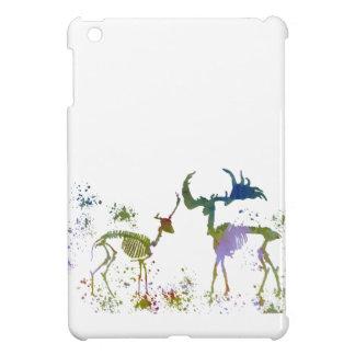 Deer Skeletons iPad Mini Cases