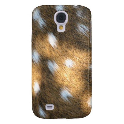 Deer Skin iPhone 3G Case Samsung Galaxy S4 Covers