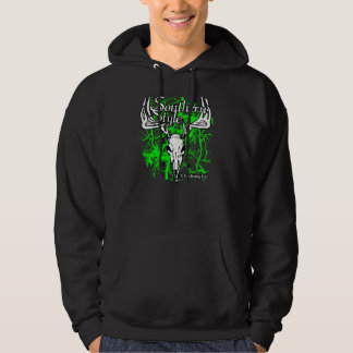 Deer Skull Hoodie ! Limited Edition ..